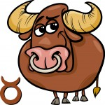 taurus or the bull zodiac sign